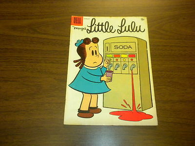 LITTLE LULU #151 Dell Comics 1961 Marge's (also see TUBBY)