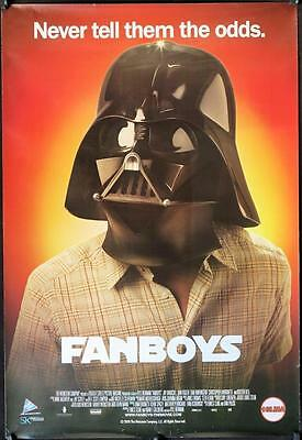 R651 FANBOYS South African  wacky 40 Year Old Virgin spoof image w/ Darth Vader