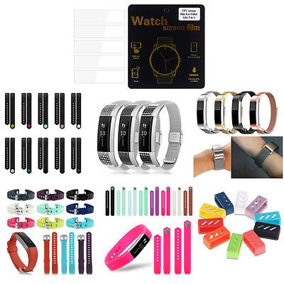 For Fitbit Alta HR Replacement Smart Watch Strap Bracelet Wrist Band Accessories