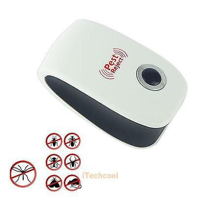 Electronic Ultrasonic Control Anti Pest Mosquito Insect Snake Cokroach Repeller