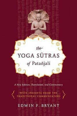 The Yoga Sutras of Patanjali, Edwin F. Bryant