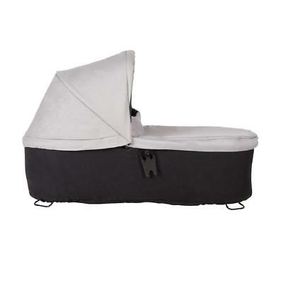 Mountain Buggy Duet v3.0 Carrycot Plus (Silver)