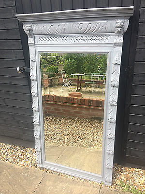 Large Belgian wall mirror- early 1900s
