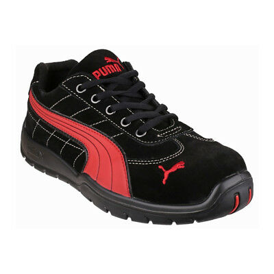 Puma Silverstone Low Top Safety Shoes