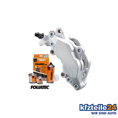 Bremssattellack-Set pure White | Foliatec (2168)