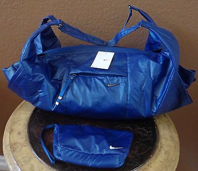 7bbbeeb3b82e NIKE VICTORY GYM Tote Carry All Bag Deep Royal Blue Adult - New ...