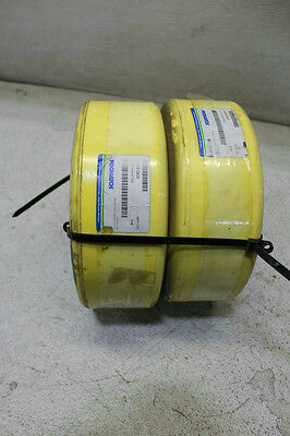 Lot of 2 Promatch 10 1/2 x 4 x 8 TSW Forklift Tire A000012435