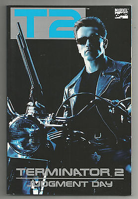 Terminator 2 Judgment Day * Trade Paperback * Marvel Comics