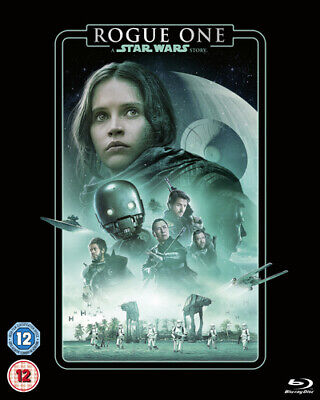 Rogue One: A Star Wars Story Blu-ray (2017) Felicity Jones