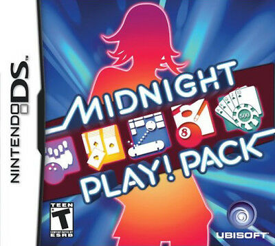 Midnight Play Pack NDS New Nintendo DS