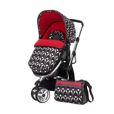Obaby Chase 2-in-1 Stroller (Eclipse)