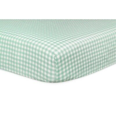 babyletto Tulip Garden Fitted Crib Sheet - T11030