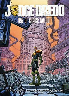 Judge Dredd Day of Chaos: Fallout, John Wagner