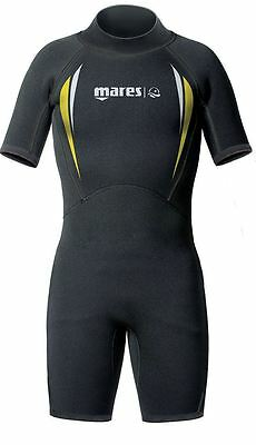 Mares - CHILDS Manta Shorty Wetsuit - 2.2 mm Neoprene - Swim, Play, Board, Surf
