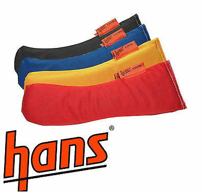 HANS Device Replacement Foam Padding - Race/Racing/Rally/Rallying - All Colours