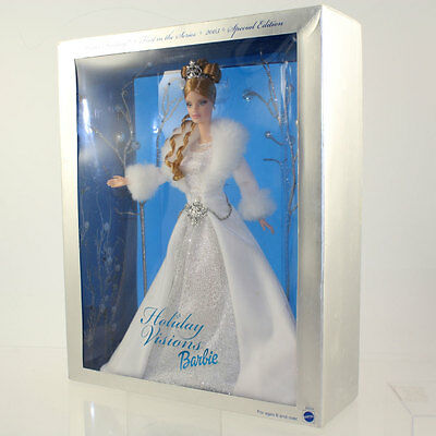 Mattel - Barbie Doll - 2003 Holiday Visions Barbie *NM Box*