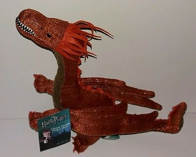 Harry Potter Chinese Fireball Dragon Plush Official Toy Neca Bnwt New