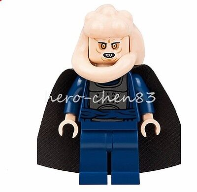 Bib Fortuna Mini Figures Star Wars Series Movie Collectible Building Toys Gift