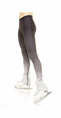 New Elite Xpression Skating Practice FADED LEGGING - ICE L020-ICE Made on Order