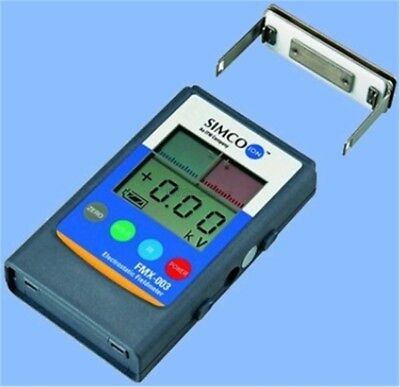 New Simco Esd Electrostatic Field Meter FMX-003 Electrostatic Tester 0 To ±22 yn
