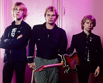 "The Police 10"" x 8"" Photograph no 4"
