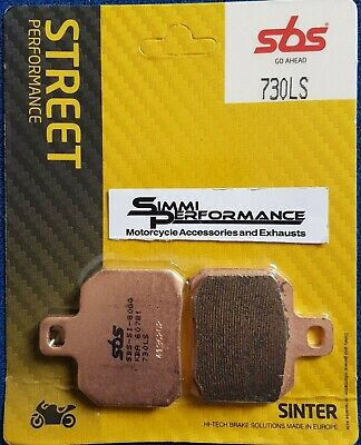 Ducati 899 Panigale 14-15 2014-2015 SBS Performance Front Racing Sinter Sintered Brake Pads Set Genuine OE Quality 900RS