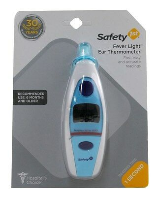 Safety 1st Quick Read Ear Thermometer 1099 Picclick