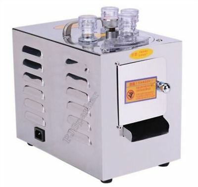 Chinese Medicine Slicing Machine With Oven Household Electric Machine bp