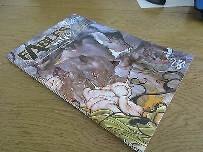 vertigo graphic novel fables volume  8 wolves