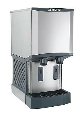 Scotsman 260lb Nugget Meridian Ice Maker Dispenser Air Cooled - HID312A-1