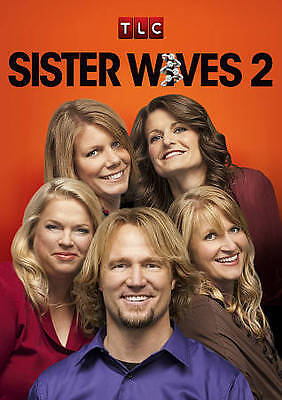 Sister Wives 2 (DVD, 2011)  Polygamy,  the Browns     BRAND NEW