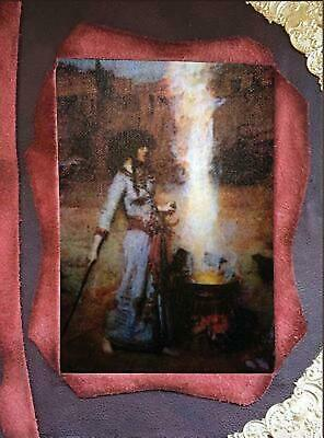 The Magical Book of Shadows by Julia Caroline Scott (English) Hardcover Book Fre