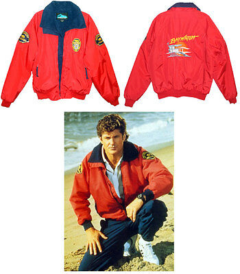 BAYWATCH Exclusive! Official Embroidered Jacket - L