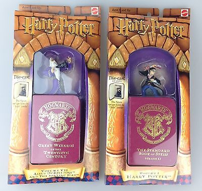 Mattel Harry Potter Diecast & Plastic Collectible Figure Harry And Dumbledore