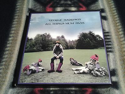 All Things Must Pass (2) CD George Harrison The Beatles Eric Clapton