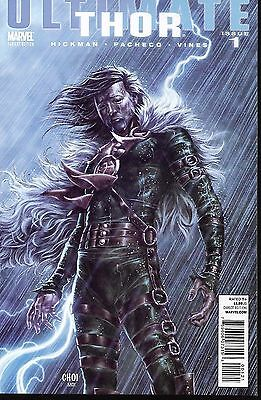 Ultimate Thor 1 2 3 4 + variant 1 Choi Hickman Pacheco