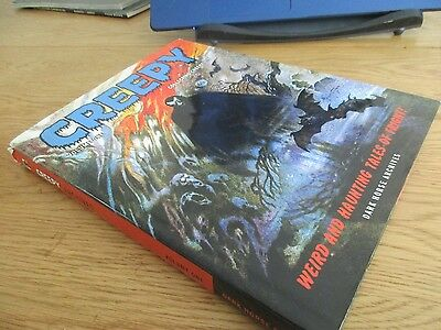 Creepy Archives Volume 1  collects issues 1-5 Hardcover Dark Horse graphic novel