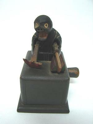 Scarce antique KOBE articulated mechanical doll toy Japan Automaton c1900 - 1940