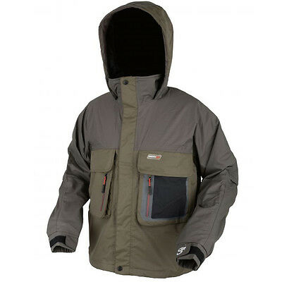 Scierra NEW Kenai Pro 100% Waterproof Fly Fishing Wading Jacket - Free P+P