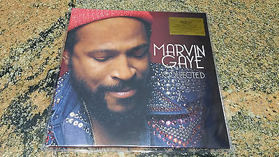 Marvin Gaye ‎– Collected   ' 2 X LP  MINT & SEALED  BLUE LIMITED & NUMBERED