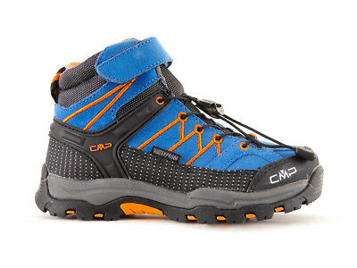 CMP Hiking shoe Hiking shoes blau Waterproof Quick relase Leather