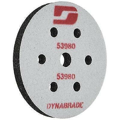 Dynabrade 53980 6-Inch Double-Sided Hook-Face Interface Pad New