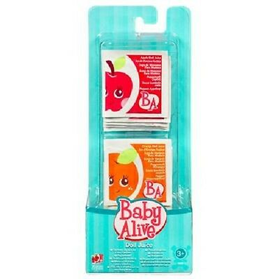 New Hasbro Baby Alive Refill Packs: Doll Juice 18688