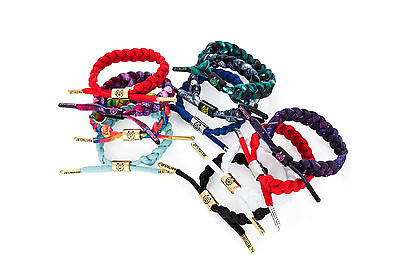 RASTACLAT Classic Shoelace Wristband Bracelet  NEW  Multiple Colors