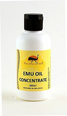 Concentrated Essence of Pure Australian Emu Oil 100ml