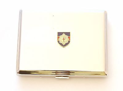 Royal Welsh Regiment Metal Card Holder Pocket Size Ideal Military Gift BGK55