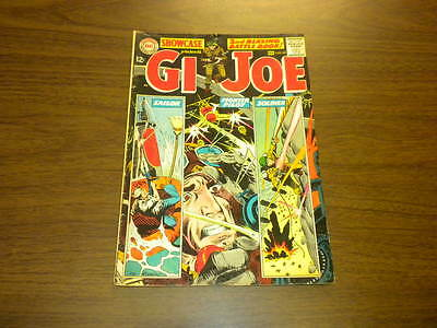 SHOWCASE #54 DC Comics G.I. JOE 1965