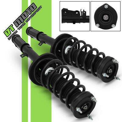 Pair(2) 2004-2006 Toyota Camry E330 Rear Complete Strut Spring w/Mounts Assembly