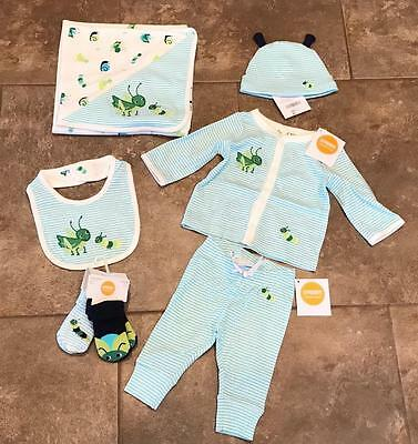 Gymboree Baby LOT 0-3 Months Boy Girl Unisex NEW WITH TAGS Set Outfit Blanket