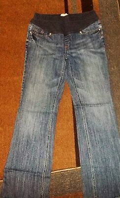 Old Navy Maternity Jeans,  Small, Stretch,  Full Panel,